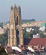 Catédrale de Fribourg