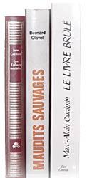Maudits sauvages, Livre brûlé: titres de livres. Benide
