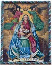 Vierge des bons livres (Séville). Benide